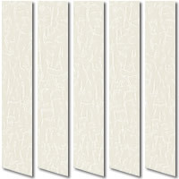 Cheap Beige Vertical Blinds, Made to Measure Textured Beige Fabric