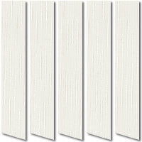 Rimini White Cheap Vertical Blinds