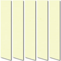 Elements Ice Cream Blackout Vertical Blinds