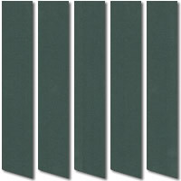 Phase Charcoal Blackout Vertical Blinds