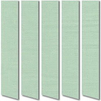 Gala Herb Green Vertical Blinds