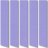 Lavender Vertical Blinds, Wonderfully Colourful Blue Purple Slats