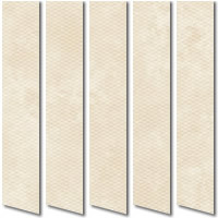 Vinyl Vertical Blinds, Waterproof Blinds for the Bathroom Window