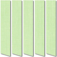 Light Green Vertical Blinds Very Attractive Avocado Louver Fabric