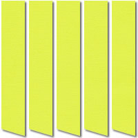 Lime Green Vertical Blinds, Zingy Vibrant Colourful Lime Green Slats