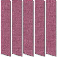 Mulberry Vertical Blinds, Beautiful Warm Mulberry Louver Fabric