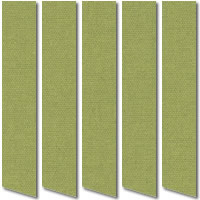 Elements Asparagus Blackout Vertical Blinds