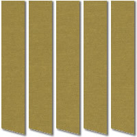 Pesto Green Vertical Blinds, Gorgeously Rich Pesto Louver Fabric