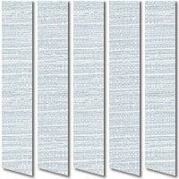 Mistral Lagoon Blue Vertical Blinds