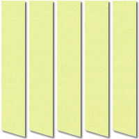 Vanilla Blackout Vertical Blinds, High Quality Thermal Fabric
