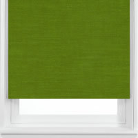Wonderfully Vibrant & Luxurious Moss Green Roller Blinds