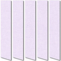 Violet Blackout Vertical Blinds, Luxury Made to Measure Fabric