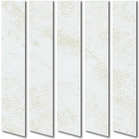 White, Cream & Beige Patterned PVC Vertical Window Blinds