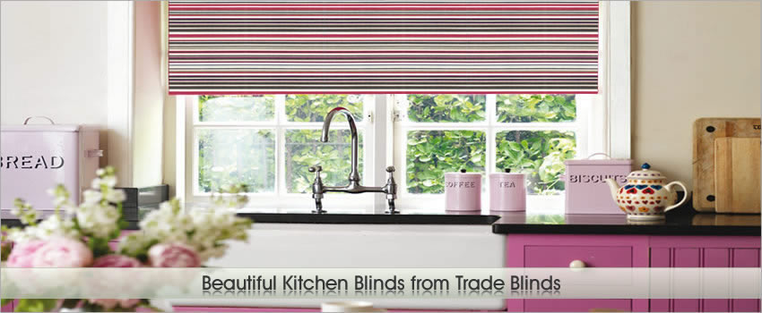 Kitchen Blinds by Trade Blinds