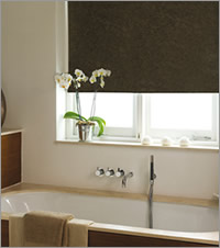 Waterproof Bathroom Roller Blinds