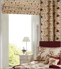 Contemporary Roman Blind
