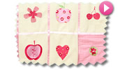 Kids Blackout Roman Blinds